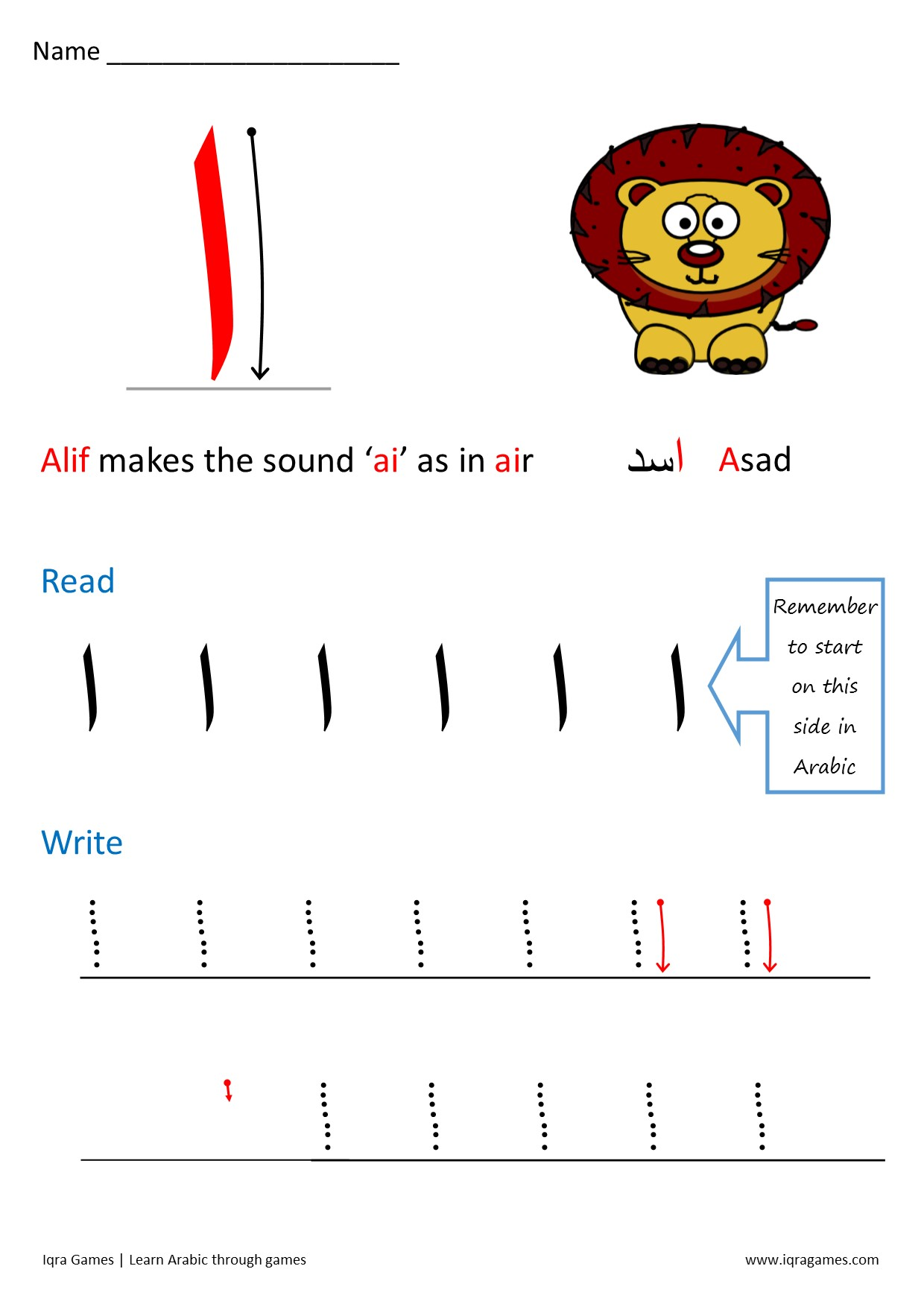 worksheet Letter Formation Worksheets arabic letter formation iqra games
